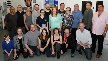 Redbridge Drama Centre are hosting their first festival of professional theatre, which will go on ov