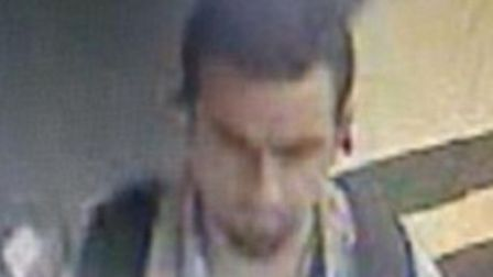 Do you know this man? (Picture: British Transport Police)