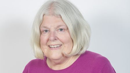 Elaine Norman, cabinet member for children and young people