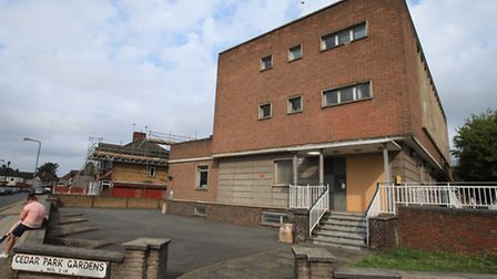 The Islamic centre will be on the site of a former police station