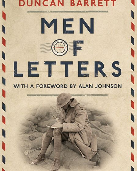 Men of Letter front cover