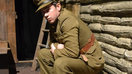 World War One production, My boy Jack is being performed at the Kenneth More theatre.