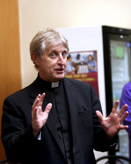 Peter Hill was announced as the new Bishop of Barking in succession to the Rt Revd David Hawkins.
