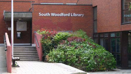 South Woodford Library