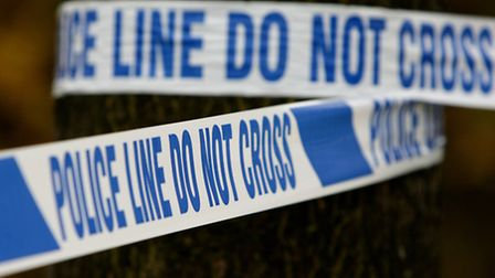 A 54-year-old has died from a neck injury after he was foundin a cemetery