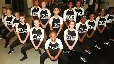 Streetdance crew IMD Legion are appearing on Sky 1's Got to Dance on Sunday.