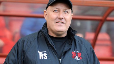 Leyton Orient manager Russell Slade. Pic: Clive Gee/EMPICS Sport