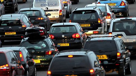 Traffic affected drivers this morning (Stock picture: PA/Tim Ireland)