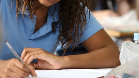 Thousands of students are picking up their GCSE results today