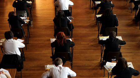 A-level results are being released today Pic: PA