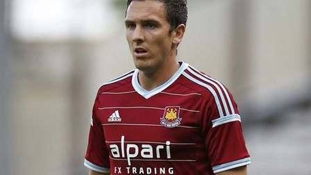 Hammers Stewart Downing (Photo by Steve Bardens/Getty Images)