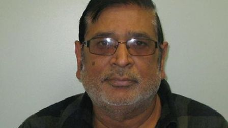 Mohamed Ali ordered the murder of his wife of 14 years (Picture: Metropolitan Police)