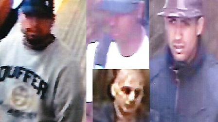 Do you recognise these men? (Pic:BTP)