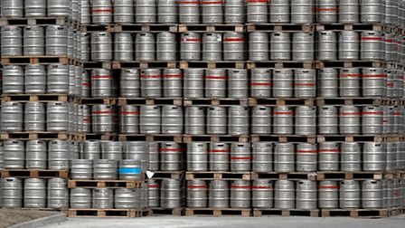 The man was smuggling 24,000 litres of beer. Picture: Shutterstock
