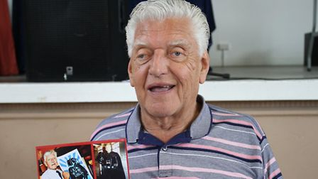 Iconic Legion hosted a Star Wars convention at Harold Hill Community Centre in Romford. David Prowse