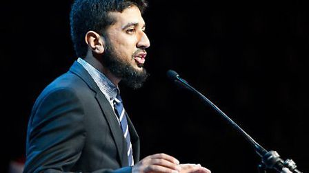 Shaykh Adnan Sohail says domestic violence is a cultural issue Picture: crphotographer.co.uk