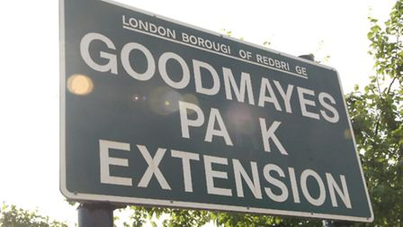 A public meeting was held about the future of the Goodmayes Park Extension