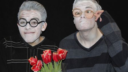 Comedy double act Harold and Leroy will be leading a Hornchurch history tour at the event. Picture: