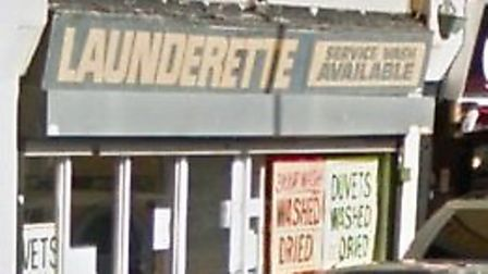 The attack took place at Launderette in Rainham Road. Picture: Google Maps