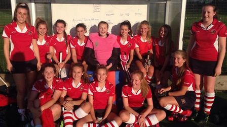 Coopers Coborn's girls have made a good start to the new hockey season