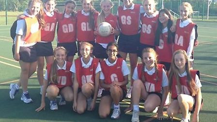 Coopers Coborn's year eight netball teams have started the season well