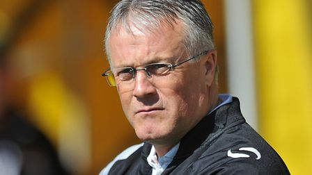 Former Port Vale manager Micky Adams is now the favourite to take over at Leyton Orient. Pic:Dave Ho