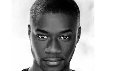 Charles Babalola, 23, has landed himself a supporting role in the new Hollywood production of Tarzan