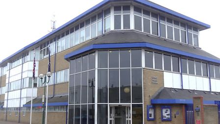 Ilford police station
