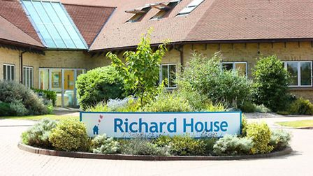 You could help Richard House receive a �50,000 donation.