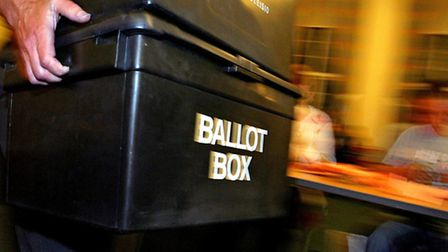 Voters in Beckton take to the polls for a by-election today (Picture: Anthony Devlin/PA Archive)