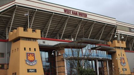 This familiar site is to be knocked down once West Ham United move out at the end of next season
