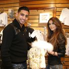 Amir Khan and his wife Faryal Makhdoom