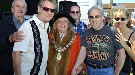 Rocking - Lowestoft welcomed the Wildest Cats in Town for the popular annual rock and roll bonanza a