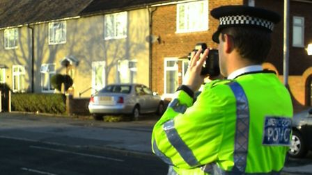 Officers in Newham have been involved in a policing initiative as part of Operation Lockdown