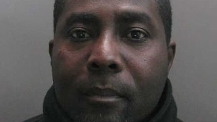Linus Okrah, of Chester Road, Wanstead (Picture: British Transport Police)