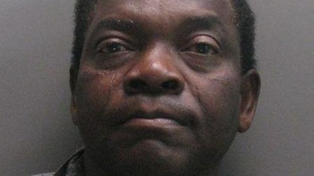 Francis Olawole was jailed for 16 months (Pic: BTP)