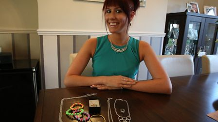 The online jewellery seller Emma Thomson has just been made patron of charity Edgar's Gift and will
