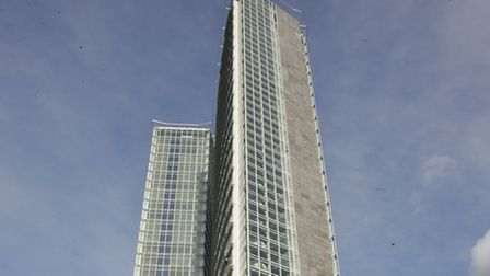 Pioneer point towers