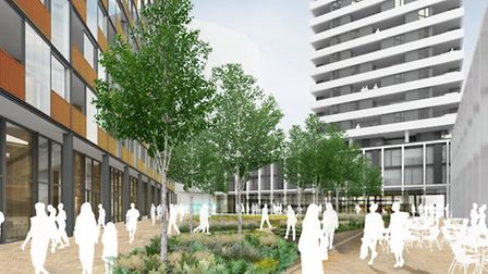 The Stratford Centre has launched a public consultation on proposals which could overhaul the area