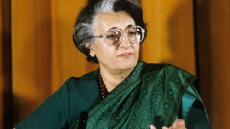 19th January - On this Day in History - 1966 On this day in 1966, Indira Gandhi becomes the third Pr