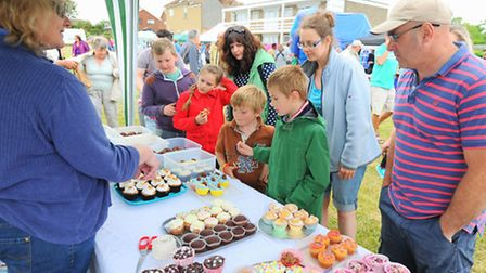 Pakefield Summer Fete. Picture: James Bass