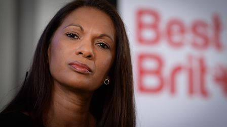 Gina Miller at the launch of Best for Britain. Photograph: Stefan Rousseau/PA.