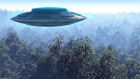 This is not the ufo spotted in Romford. Picture by Gerhard A. E. Uhlhorn from Flickr
