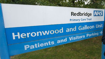 Intermediate care beds on the Heronwood and Galleon Unit could be moved to King George Hospital. Pho