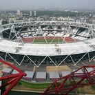 The cost of installing the Olympic Stadium has risen by millions. Picture: PA Wire