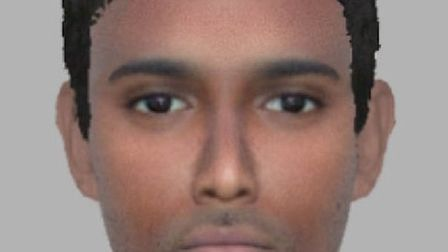 Efit of the courier who collected the cash. Picture: Essex Police