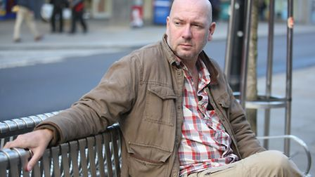 Former JP Morgan associate Steven Marston is now homeless in Havering