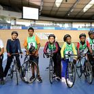 Newham schoolchildren took part in the inaugural school games at the VeloPark