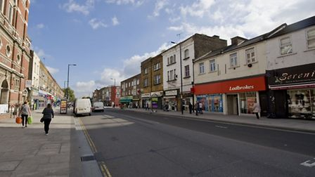 Businesses fear they will have to close if the car park goes (photo: Arnaud Stephenson)