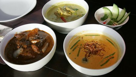 Busaba dishes to enjoy during curry week